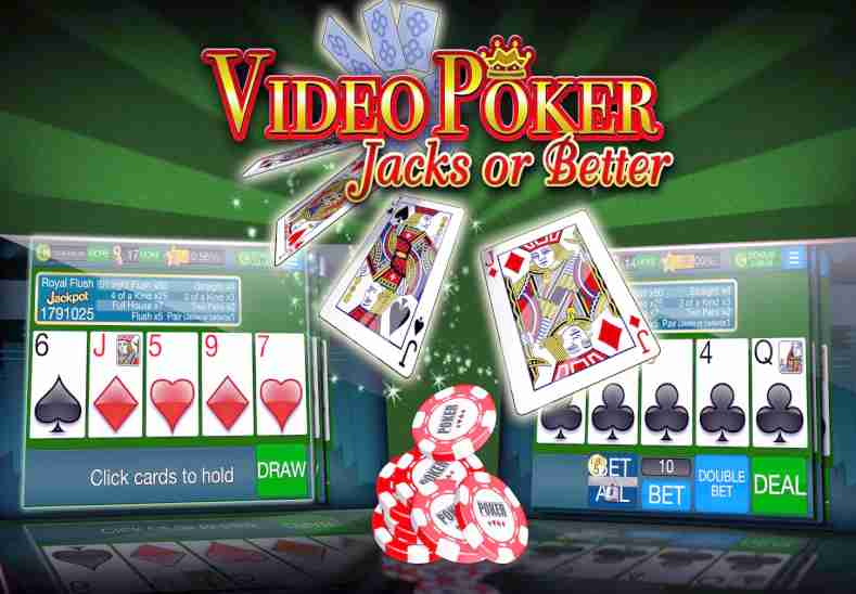 Video poker Jacks or Better by Relax Gaming